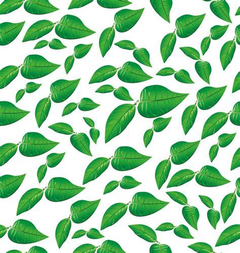 leaf pattern vector files green leaves seamless pattern vectors vector pattern