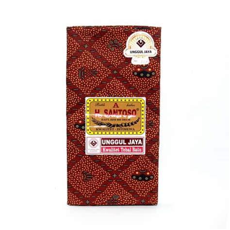 Batik Halus H Santoso jarik kain batik halus h santoso pusaka dunia