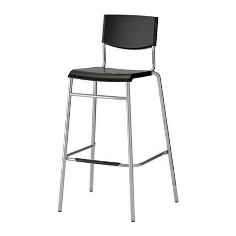 Stig Bar Stools by Stig Bar Stool With Backrest 29 1 8 Quot