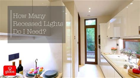 how many recessed lights in a room how many recessed lights do you need in a room
