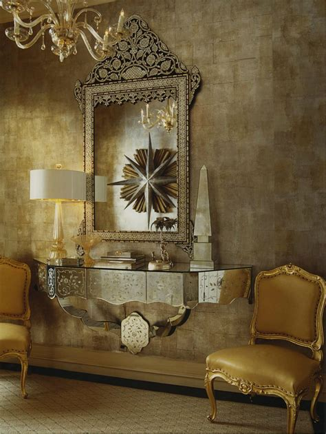 golden furnishers decorators 2015 milan design week trend to see luxurious venetian mirrors