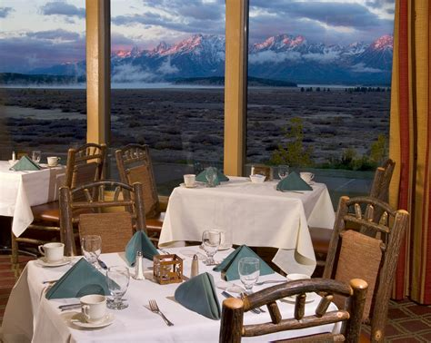 Crater Lake Lodge Dining Room grand teton lodging company offers grand hospitality in
