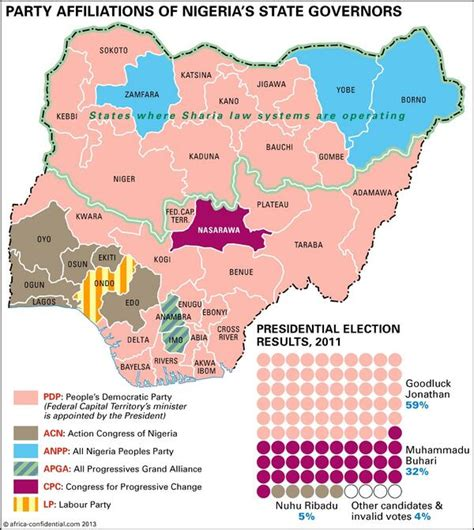 political map of nigeria ezilon maps nigeria s political map nigerian history channel