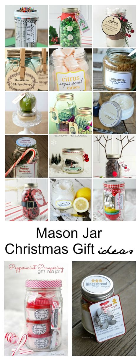 jar christmas gift ideas jar gift ideas the idea room