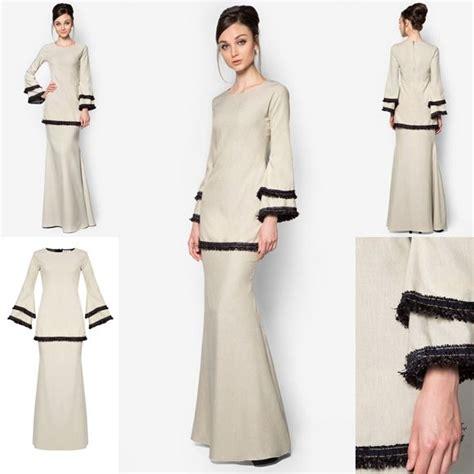 rekaan baju moden terkini de 25 bedste id 233 er inden for baju raya p 229 pinterest