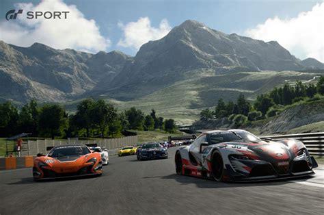Gran Turismo Tracks by Gran Turismo Sport Beta Ps4 Start Time Porsche 911 And