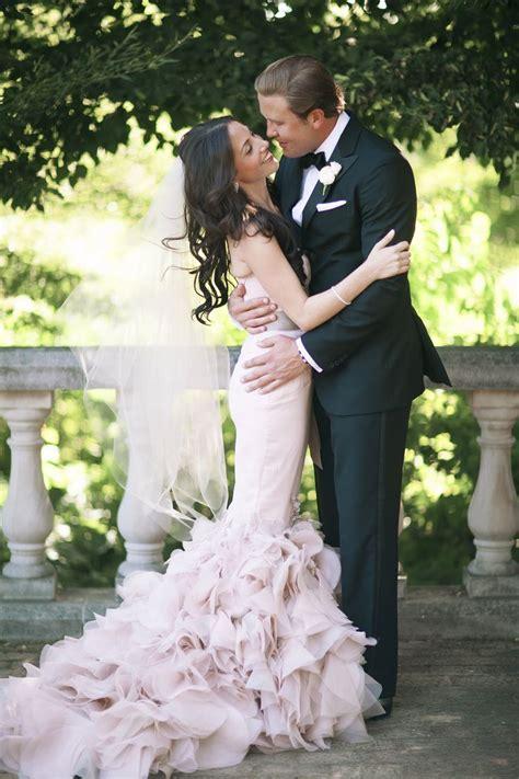 Wedding Wednesday: Our Wedding Photos vera wang bride the