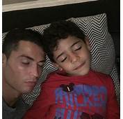 Photos  Cristiano Ronaldo Le Roi Des Papas G&226teaux Sur
