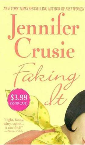Book Review Faking It By Crusie faking it dempseys 2 by crusie reviews