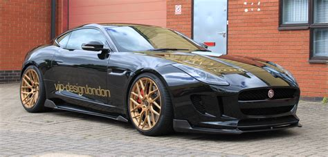 jaguar f type custom paramount performance styling archives in the pressin