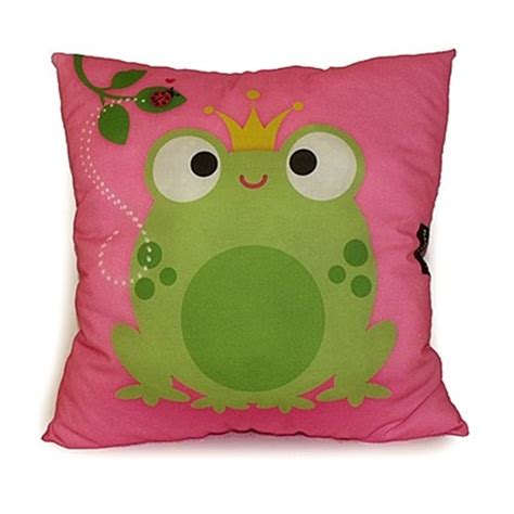 Frog Pillow by Frog Prince Pillow Pillows