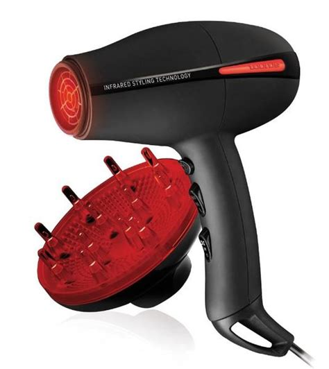 Hair Dryer Infrared taurus hair dryer with diffuser 2200w infrared