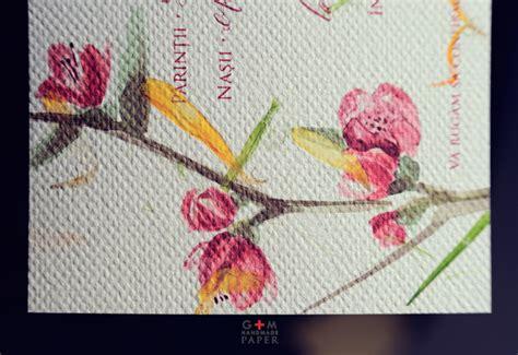 invitatii de nunta catalina andrei gm handmade paper
