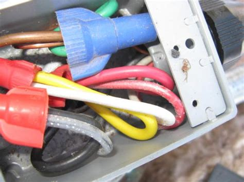 heat well house light bulb i need to wire in a light bulb to an existing 2 wire line