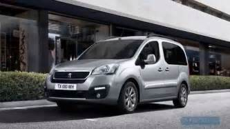 Partner Peugeot 2016 Peugeot Partner Tepee Pictures Information And