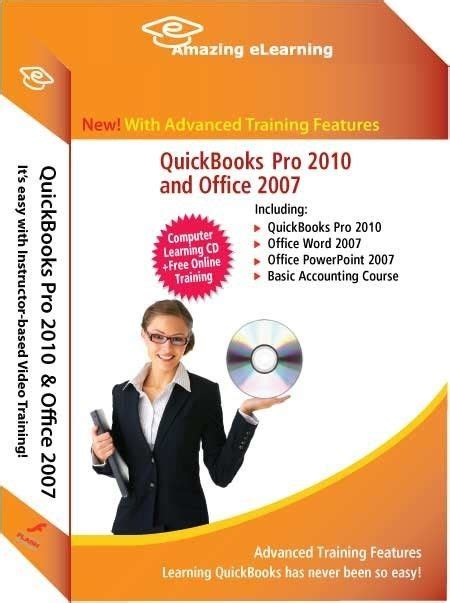 quickbooks tutorial cd learn quickbooks pro premier 2010 tutorial cd bundle with