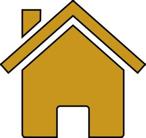 home gold gold house png svg clip for web clip