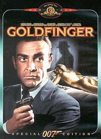 film barat james bon goldfinger special edition dvd discshop se