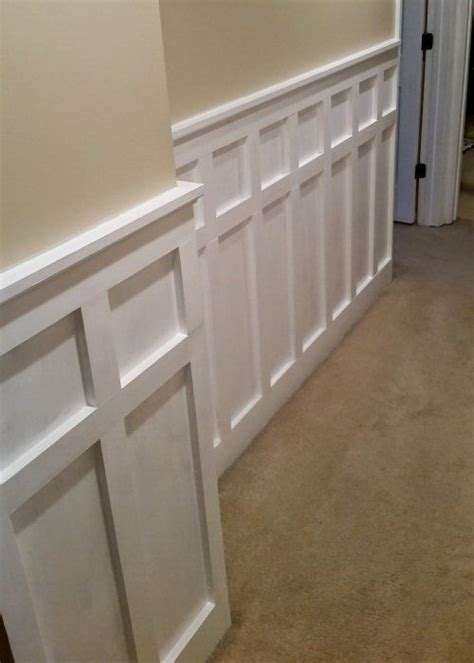 Board And Batten Wainscoting Ideas by How To Install Board And Batten Wainscoting White Painted
