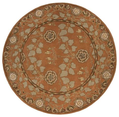 orange and green area rugs jaipur rugs tufted arts and craft wool orange green area rug 8 transitional