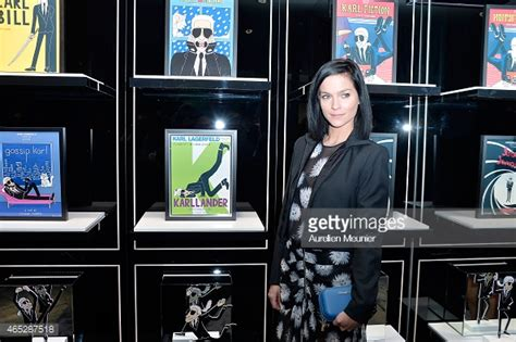 Fashion Week The Exhibition Part 4 Designers And Agents by Leigh Lezark Attends The Cooper Exhibition At Karl