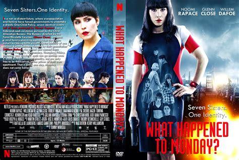 what happened to monday what happened to monday a k a seven dvd cover