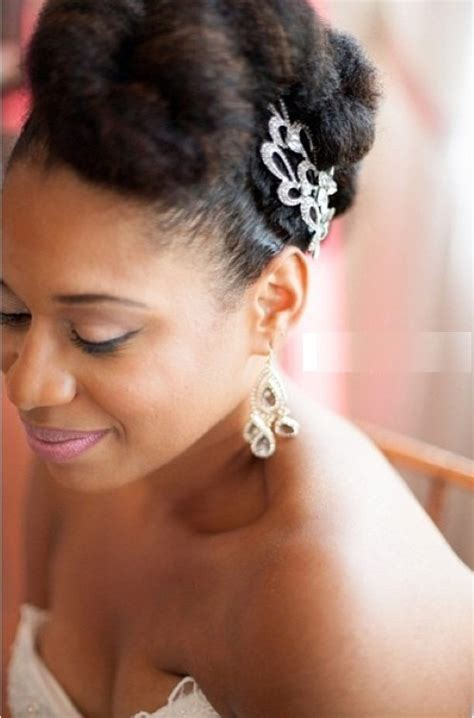 Wedding Hair For Naturals by Wedding Hairstyles For Hair Official