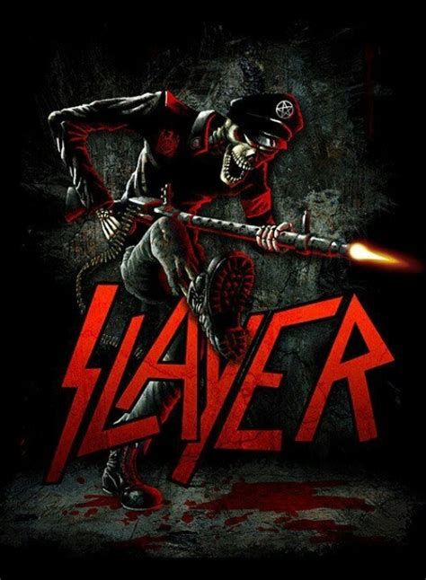 Slayer Rock Band Heavy Metal - 17 best images about slayer on behance