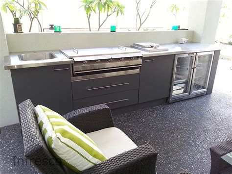 Kitchen Cabinets Adelaide by Infresco Manufactures Cabinets Suitable For Outdoor