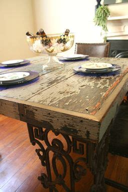 hand   orleans dining room table