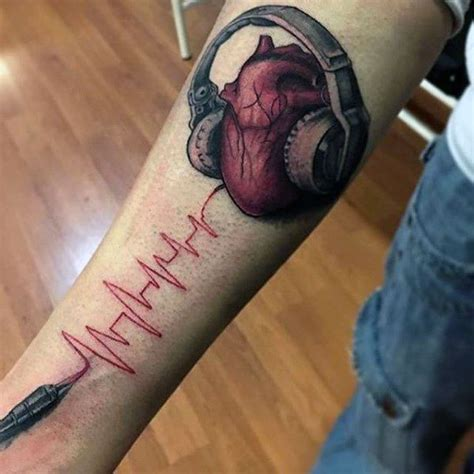 headphone tattoo designs best 25 headphones ideas on tattoos