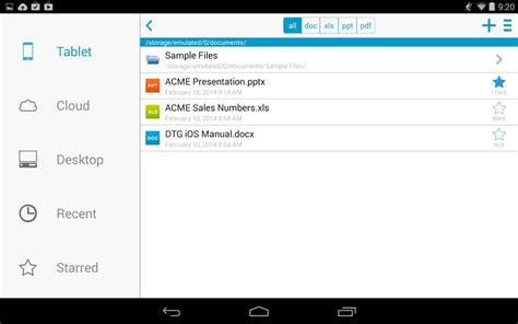 Office Docs Docs To Go Office Suite Soft For Android Free