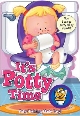 Toilet Time For Board Book With Toilet Flush Sound Button 1 it s potty time for potty made easy with toilet flush sound and potty time