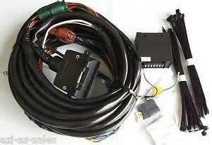 towbar wiring harness n play can system vw amarok ute trendline ebay