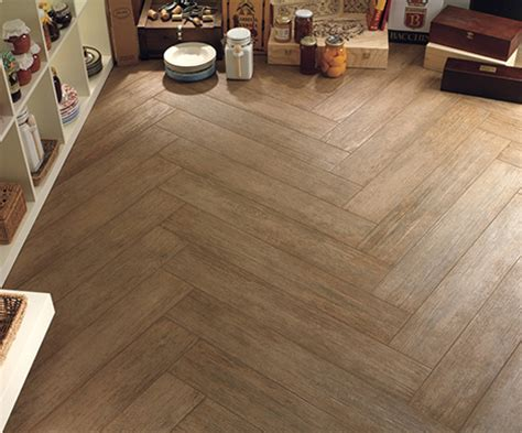 would porcelain tile that looks like wood make a countertop kitchen posted by home decorating flooring at 13 30