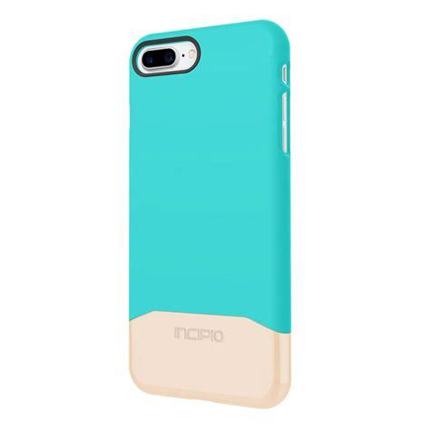 incipio edge chrome iphone 7 plus turquoise chrome gold mobilefun it