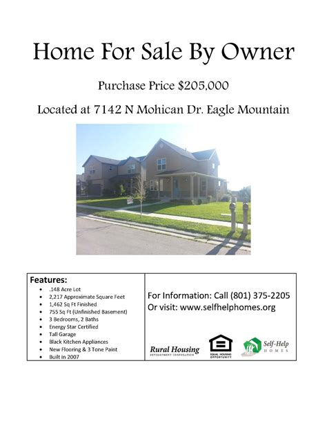 eagle mountain home for sale