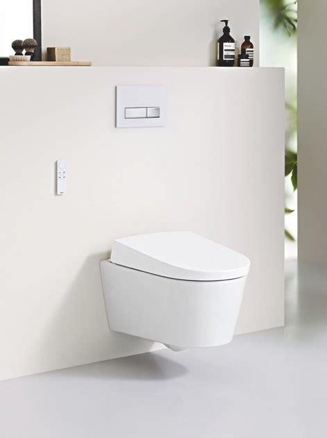 Geberit Wc Mit Bidet h 228 ngendes wc mit bidet aquaclean sela by geberit italia