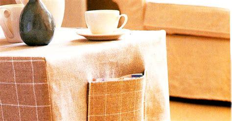 Meja Ukur mudah membuat sarung meja gaya pedesaan rumah idaman kita
