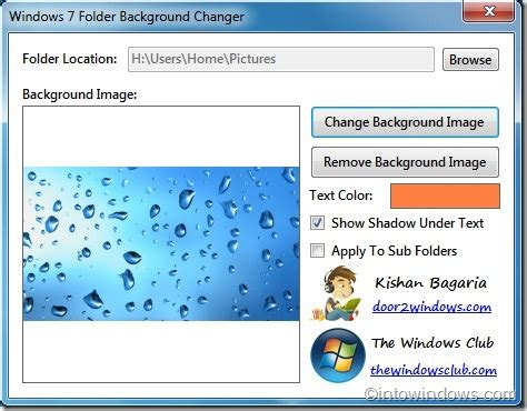 wallpaper for folder windows 7 change folder background in windows 7 with windows 7