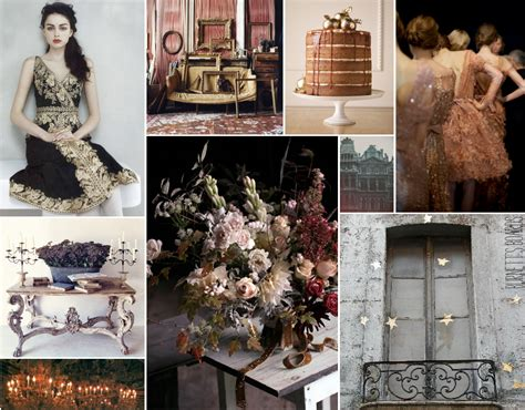 themes of baroque literature baroque wedding inspiration