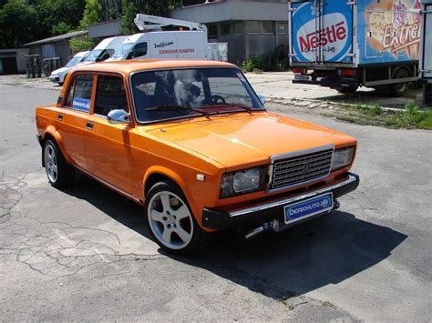 lada a tubo lada 2107 with a turbo vq35 engine depot