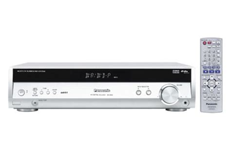 panasonic home cinema receivers frans eeckhout