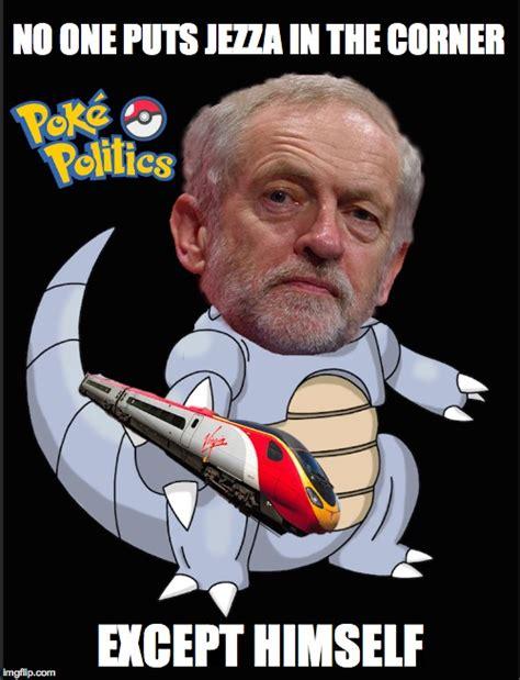 Funny Memes Images - corbyn s traingate poke battle imgflip