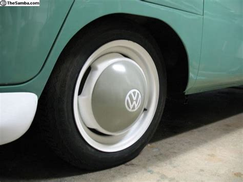 Vw Hubcap Sticker by Thesamba Vw Classifieds Vw Insert Decals For