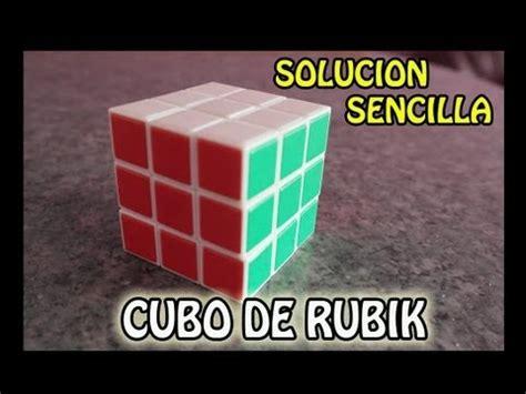 tutorial de rubik como resolver el cubo de rubik facil y sencillo paso a