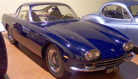 The First Lamborghini Ever Was The 350gtv
