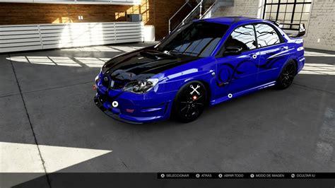 2005 subaru wrx custom forza motorsport 5 hd gameplay subaru impreza wrx sti 2005