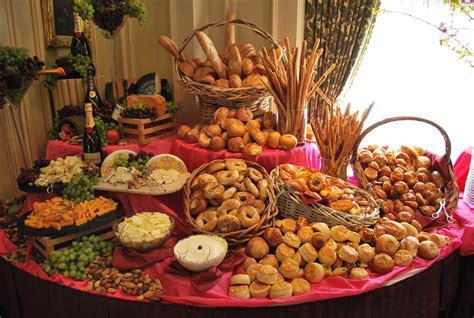 Entertaining 101 How To Set Up A Buffet Table Decor