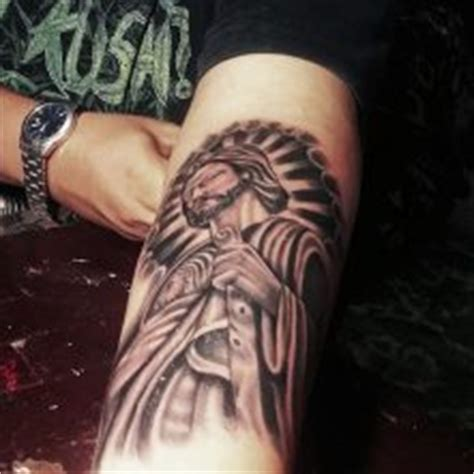 imagenes de tatuajes de san juditas tatuajes de san judas tadeo historia significados
